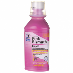 Pink Bismuth  Regular Strength, 12 fl oz Liquid