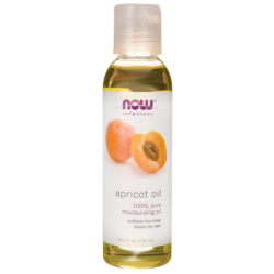 Apricot Oil, 4 fl oz (118 mL) Liquid