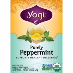 Purely Peppermint, 16 Bag(s)
