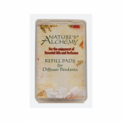 Diffuser Necklace Refill Pads, 10 Ct