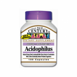 HighPotency Acidophilus, 100 Caps