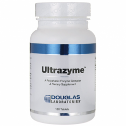Ultrazyme, 180 Tabs