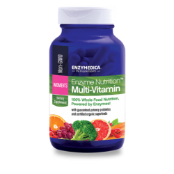 Womens Enzyme Nutrition MultiVitamin, 60 Caps