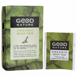 Organic Mint Tea, 20 Bag(s)