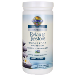 Dr Formulated Magnesium Relax & Restore  Original, 13.4 oz (381 grams) Pwdr