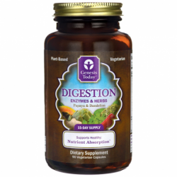 Digestion Enzymes & Herbs,...