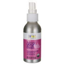 Awakening Yoga Mist  Grapefruit & Lavandin, 4 fl oz Liquid