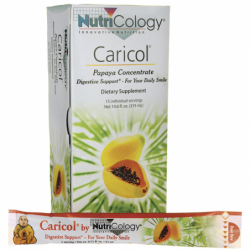 Caricol Papaya Concentrate, 15 Pkts