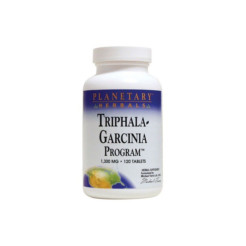 TriphalaGarcinia Program, 120 Tabs