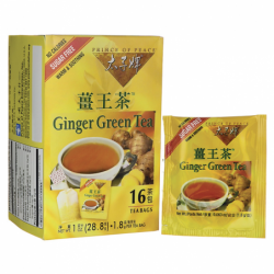 Ginger Green Tea, 16 Bag(s)