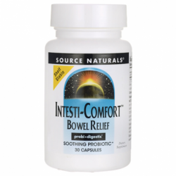 IntestiComfort Bowel Relief, 30 Caps