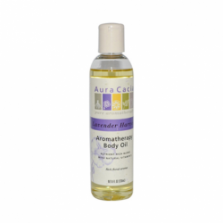Aromatherapy Body Oil  Lavender Harvest, 8 fl oz (236 mL) Liquid
