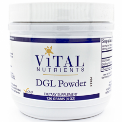 DGL Powder, 4 oz Pwdr