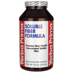 Soluble Fiber Formula, 12 oz (340 grams) Pwdr