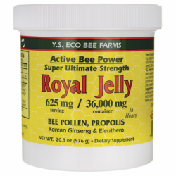 Active Bee Power Royal Jelly In Honey, 625 mg 20.3 oz (576 grams) Paste