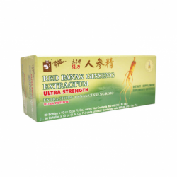 Red Panax Ginseng Extractum, 30/0.34 fl oz Bottle(s)