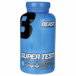 Super Test Testosterone Support, 180 Caps